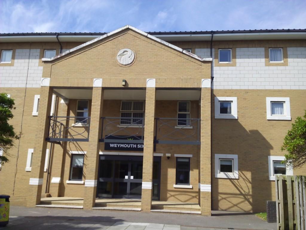 Edificio donde tiene lugar el curso