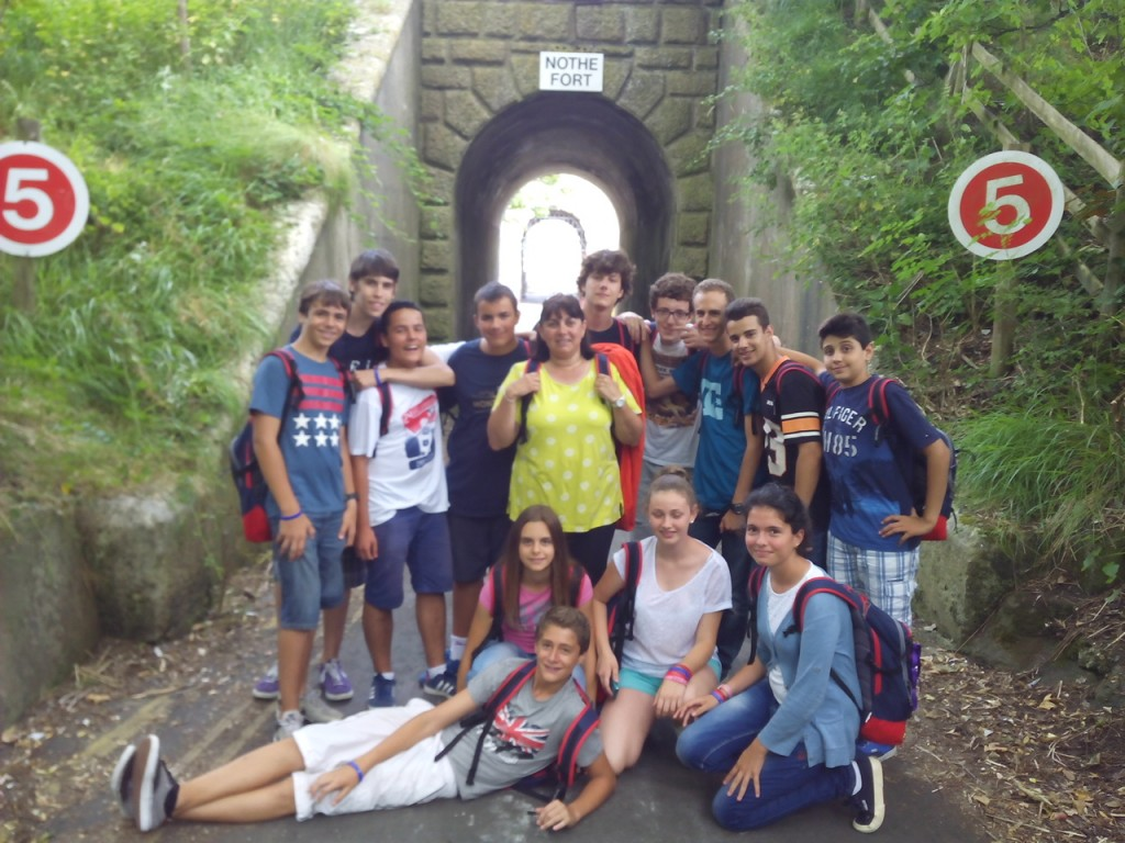 Visita a Nothe Fort